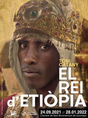 Llucmajor acull la mostra de fotografies 'El rei d'Etiòpia' de Toni Catany