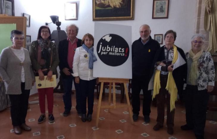 El IX Congrés de Jubilats per Mallorca es farà el primer d'octubre a Can Alcover