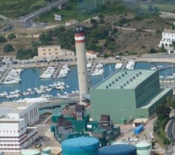 La central tèrmica de Maó redueix a 500 hores anuals el funcionament dels motors de fuel