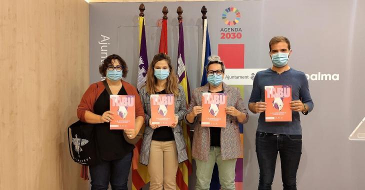 Neix 'En Pla Tabú', una eina per a promoure l'educació i prevenció afectiva-sexual dels joves de Palma