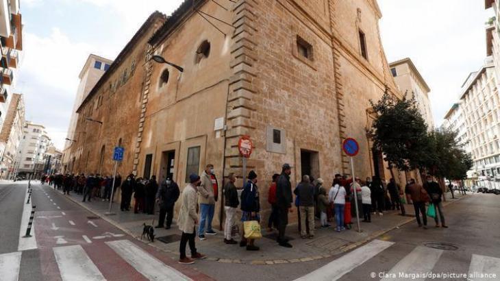 Més de 266.000 persones a les Balears es troben en risc de pobresa i exclusió social