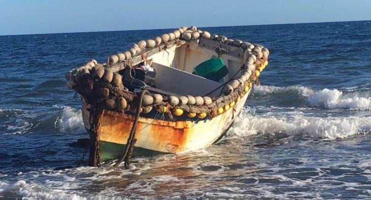 Localitzen una nova barca amb migrants en aigües de Formentera