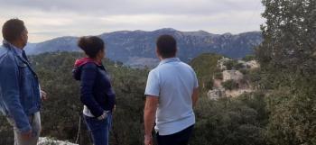 El Consell de Mallorca preveu aconseguir enguany la titularitat del Castell d'Alaró