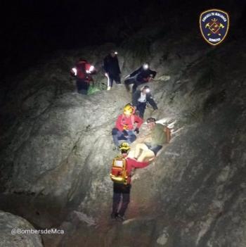 Salven quatre excursionistes que s'havien perdut al Torrent de Pareis