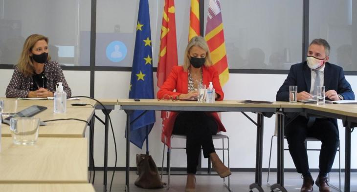 Les Balears, Catalunya i Occitània aposten per la transició verda per fer front a l'emergència climàtica