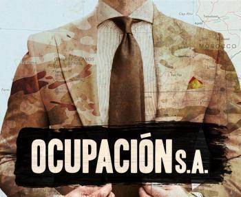 Amics del Poble Sahrauí estrena a Palma el documental 'Ocupación S.A.'