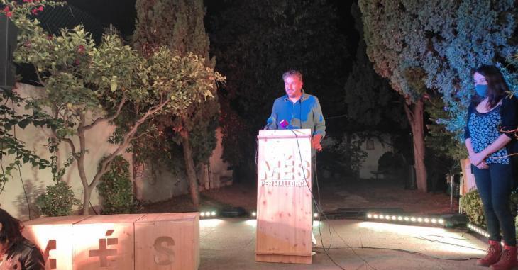 Lluís Apesteguia serà el candidat de MÉS per Mallorca al Parlament amb el 56,6% dels vots