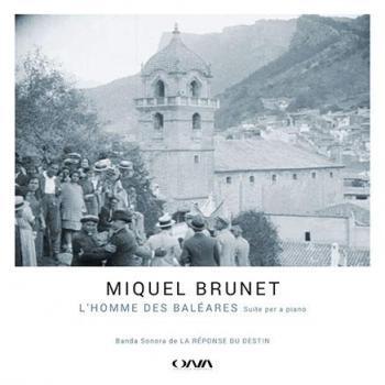 Miquel Brunet presenta el seu nou disc, 'L'homme des Baléares', a Madrid, Lisboa i Bunyola