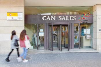 El Pi reclama al Govern ampliar l'horari de la biblioteca de Can Sales