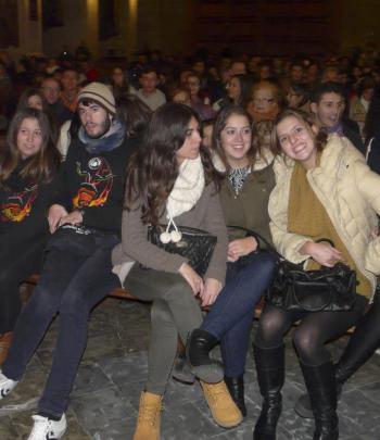 Manacor escalfa motors amb un rotund assaig de les Completes de Sant Antoni